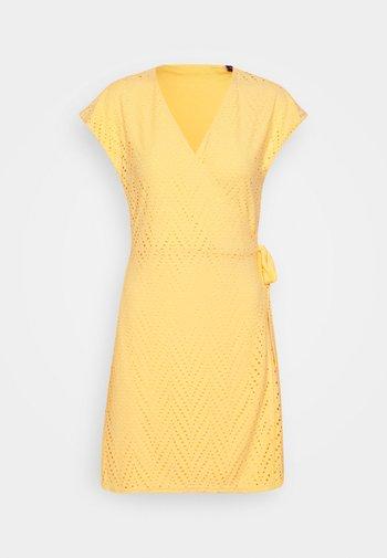 VMLEAH SHORT DRESS - Day dress - cornsilk