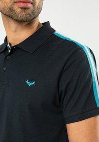 Threadbare - FINN - Poloshirt - blau - 3