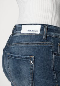 Replay - FAABY PANTS - Slim fit jeans - medium blue - 4