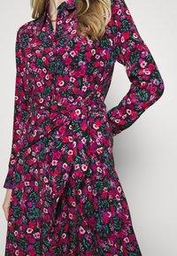 Guess - SELVAGGIA DRESS - Košilové šaty - multi-coloured - 4