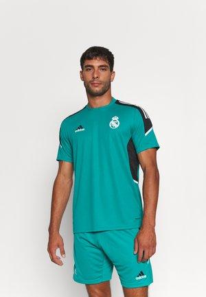 REAL MADRID  - Club wear - blast emerald
