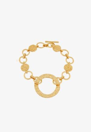 AMBER - Armband - gold plating