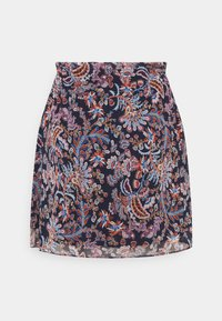 NAF NAF - ISA - Mini skirt -  bleu - 1