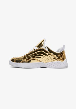 WILLIAMS SLIM - Sneakers laag - gold