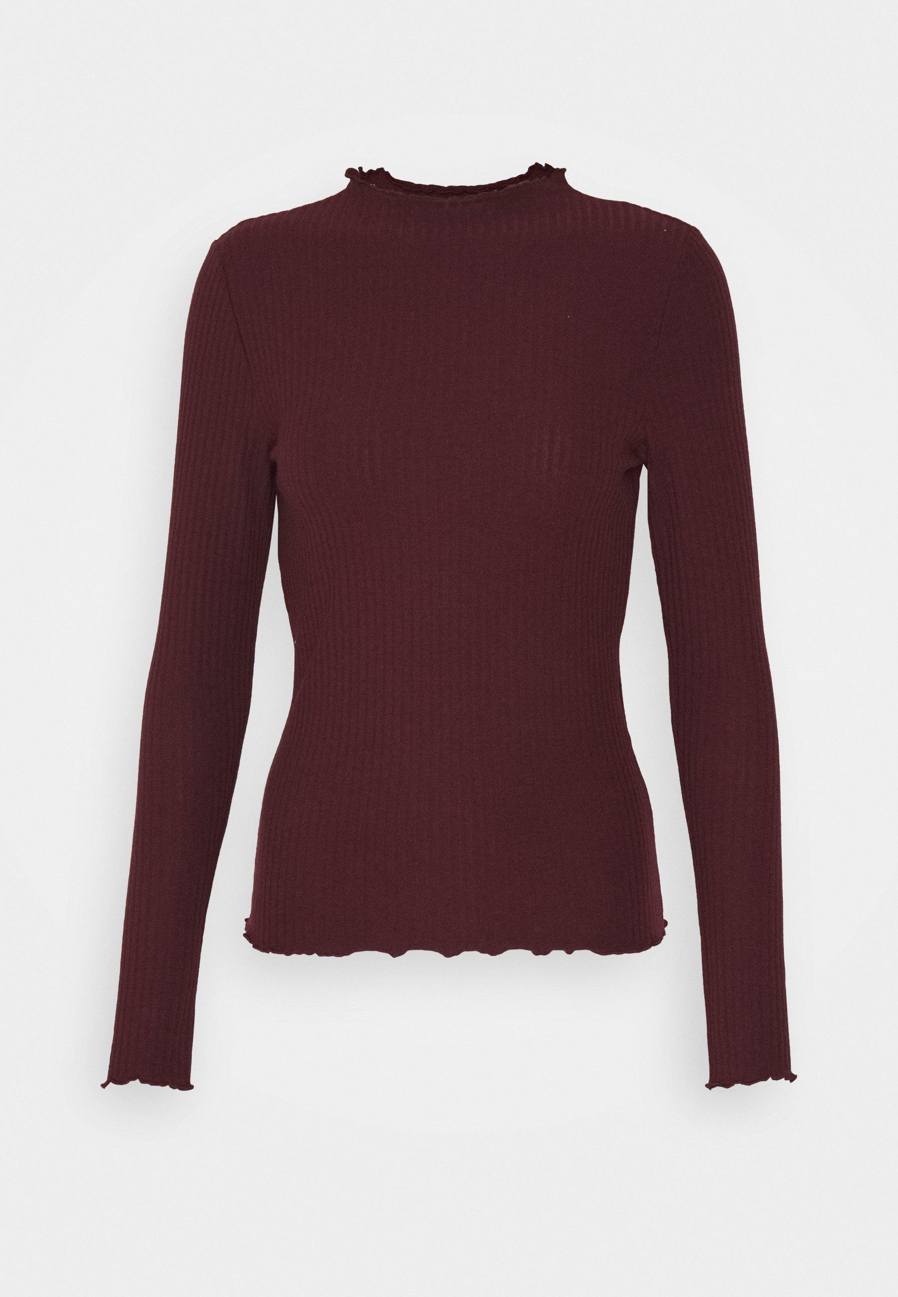 Femme ONLEMMA HIGH NECK - T-shirt à manches longues
