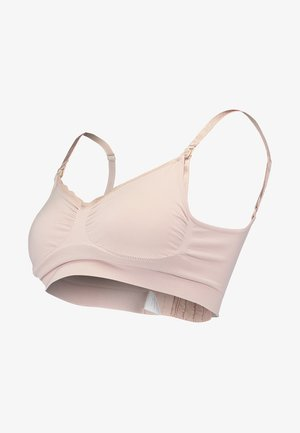 FAST FOOD BRA CLASSIC - Triangle bra - soft pink