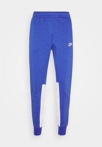 Nike Sportswear - SUIT SET - Tepláková souprava - astronomy blue/university red/white - 2