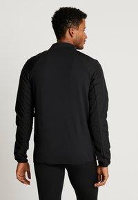 ODLO - JACKET MILLENNIUM THERMIC ELEMENT - Outdoor jacket - black - 2