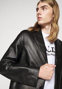 Bally - Classic coat - black - 4