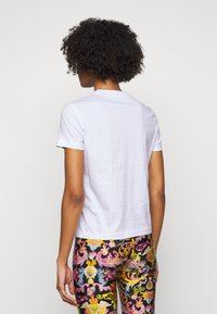 Versace Jeans Couture - TEE - Print T-shirt - optical white - 2