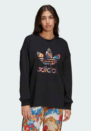 HER STUDIO LONDON SWEATSHIRT - Felpa - black
