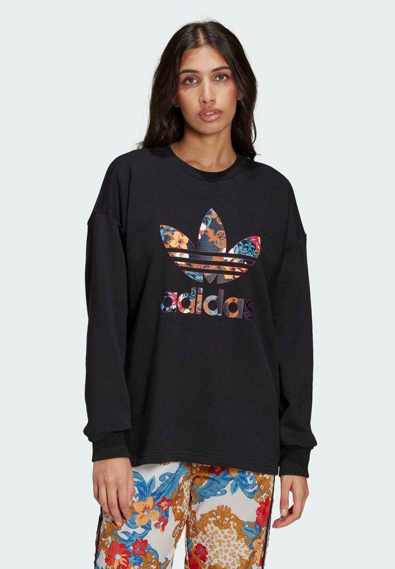 adidas Originals - HER STUDIO LONDON SWEATSHIRT - Sweatshirt - black