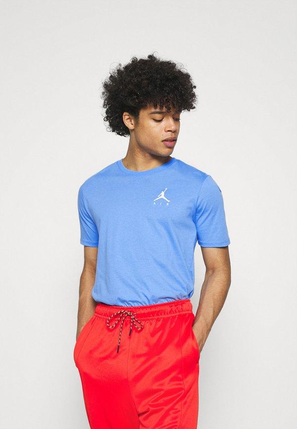 Jordan JUMPMAN AIR TEE - T-shirt basic - university blue/white/niebieski Odzież Męska FYGV