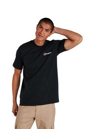 ORGANIC CLASSIC LOGO  - T-shirt basic - black