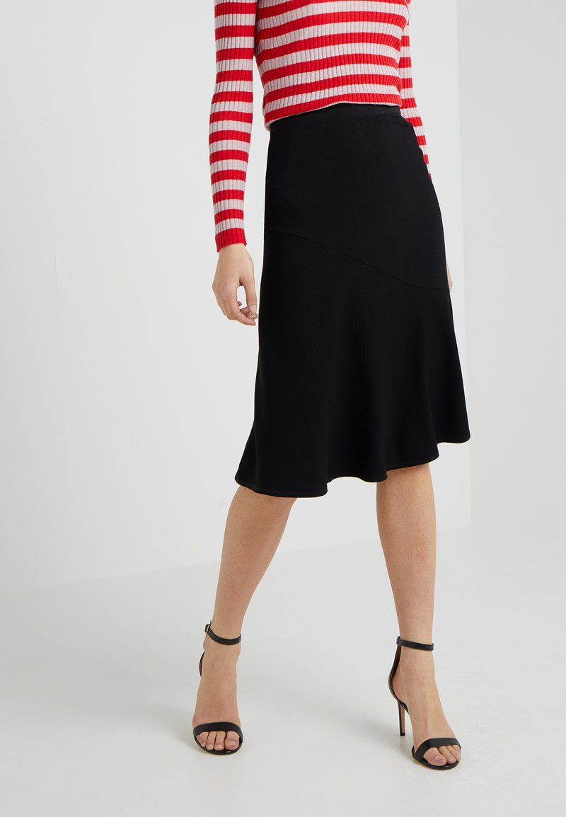 By Malene Birger - TASSIA - A-line skirt - black