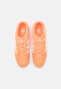 adidas Performance - SUPER SALA - Indoor football boots - orange/footwear white - 3