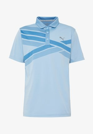 TEXTURE - Polo shirt - blue bell