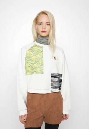 CREWNECK  - Sweater - marshmallow