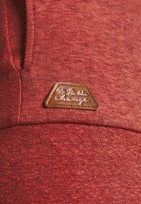 Ragwear - PAYA - Zip-up sweatshirt - red - 7