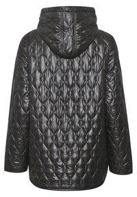 Kaffe - KAMINA - Winter jacket - black deep - 4