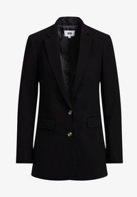 WE Fashion - Short coat - black - 5