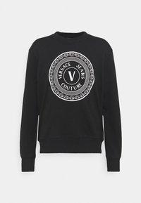 Versace Jeans Couture - FELPA  - Felpa - black - 5