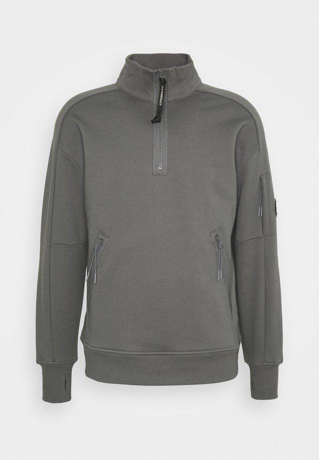 veste en sweat zippée - gargoyle