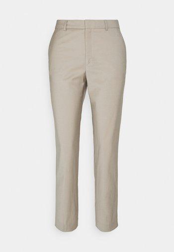 EMMA - Pantalon classique - desert taupe