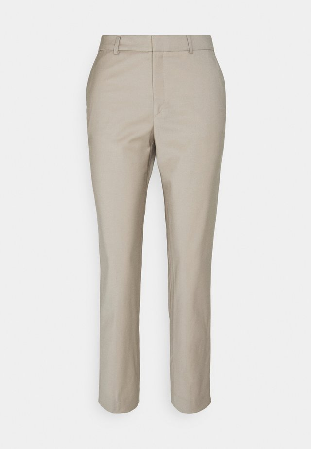 EMMA - Trousers - desert taupe