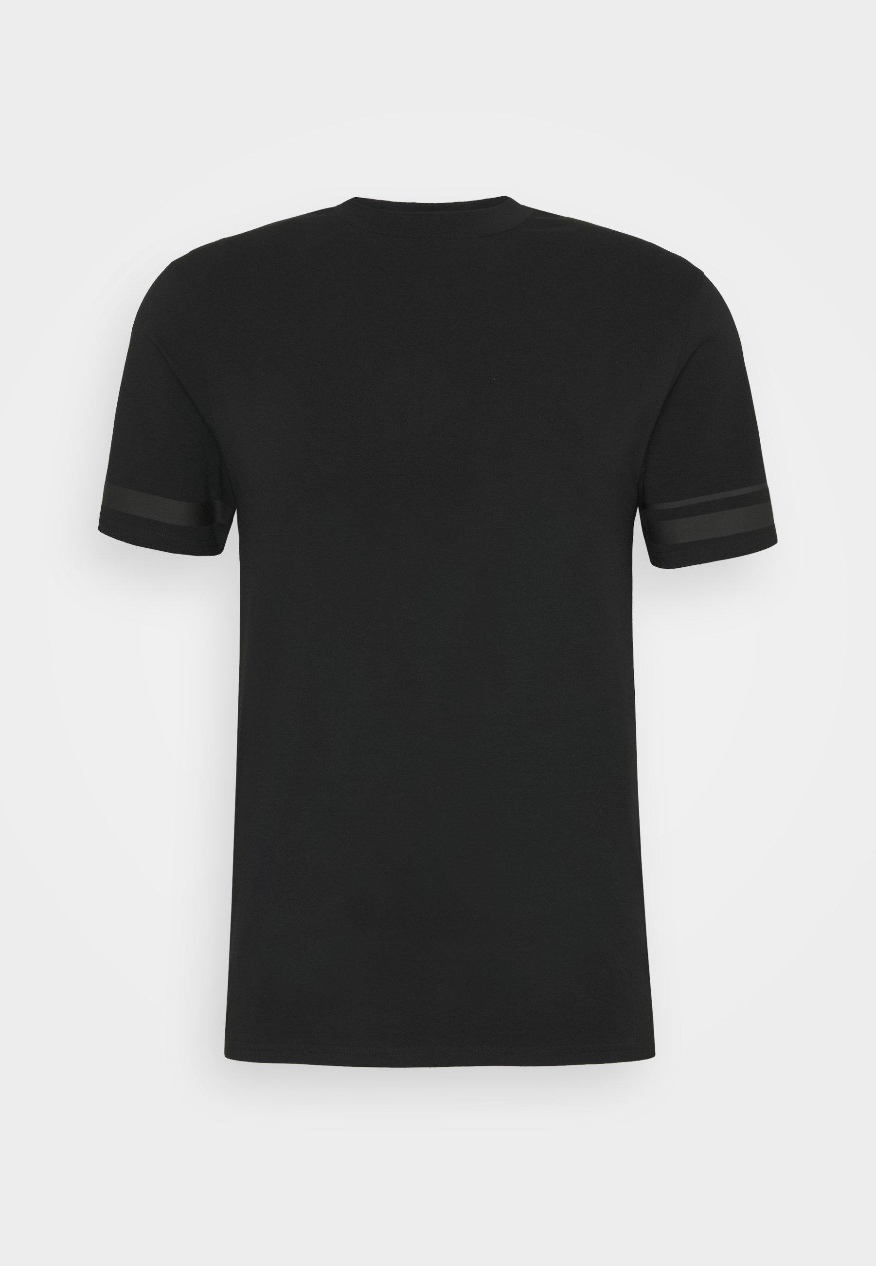 Homme BONDED TAPE DETAIL SLIM FIT - T-shirt basique