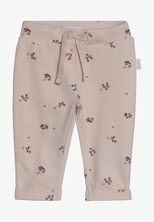 SLIM FIT PANTS CASTRO VALLY  - Trousers - pale dogwood