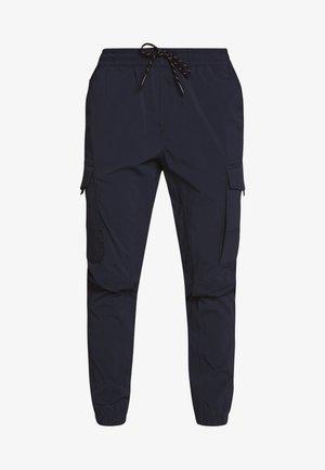 JJIGORDON JJFLAKE - Kapsáče - navy blazer