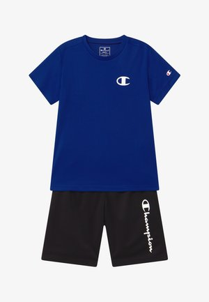 PLAY LIKE A CHAMPION BACK TO SCHOOL SET - Tepláková souprava - royal blue/black