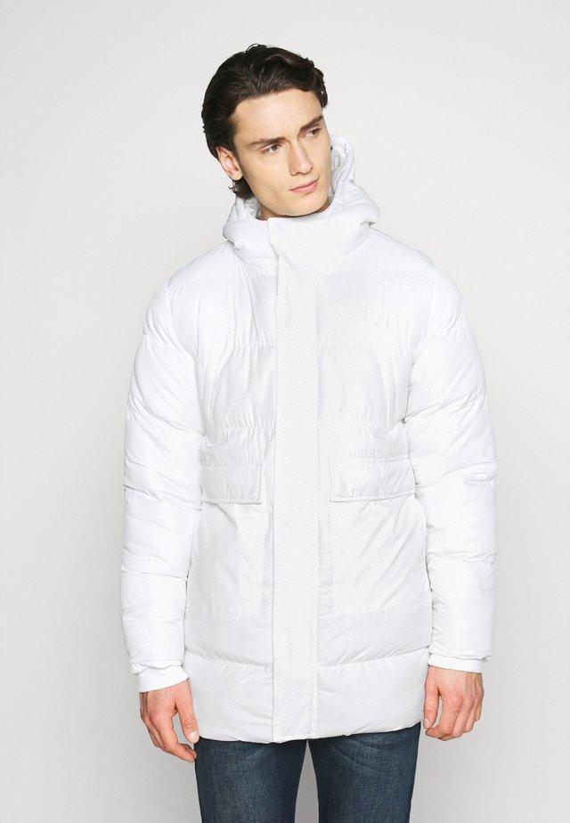 LONGLINE JACKET - Veste d'hiver - white