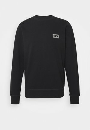 UMLT-WILLY SWEAT-SHIRT - Pyjama top - black