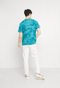 American Eagle - IN TEE MELROSE WASH - T-shirt con stampa - blue - 2