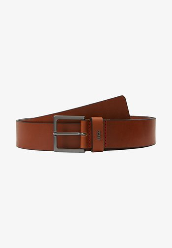 GIOVE - Belt - medium brown