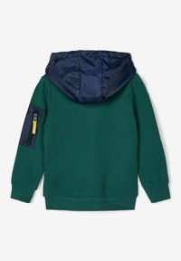 Name it - Zip-up hoodie - bistro green - 1