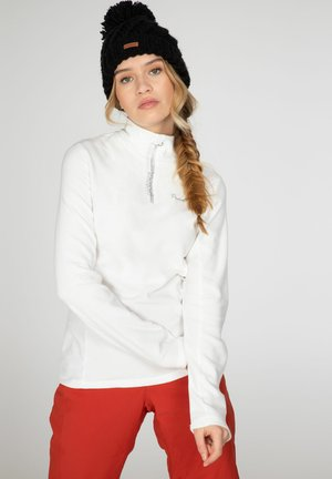 MUTEZ - Fleece jumper - off-white