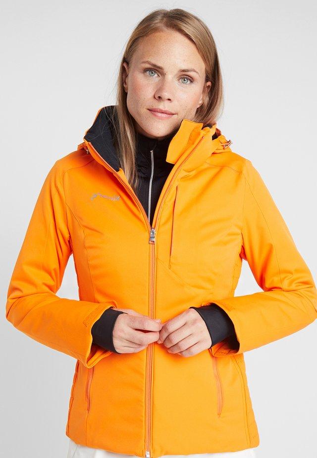 MAIKO  - Chaqueta de esquí - flame orange