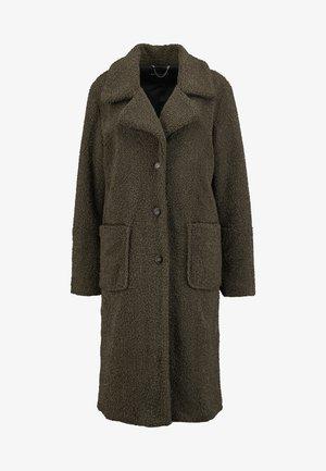 LEORA - Płaszcz wełniany /Płaszcz klasyczny - olivgrün