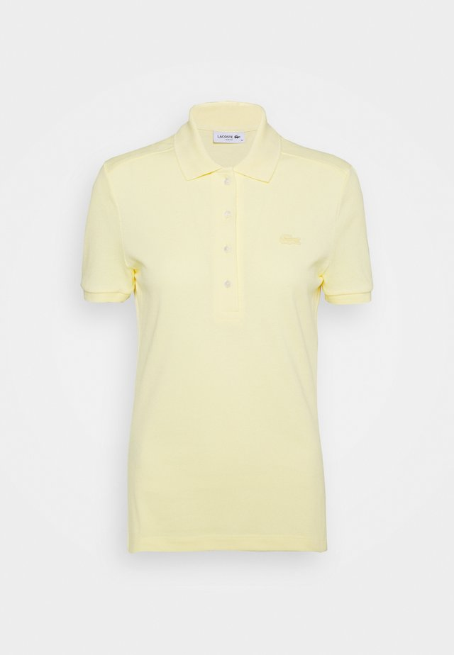 Polo shirt - jaune