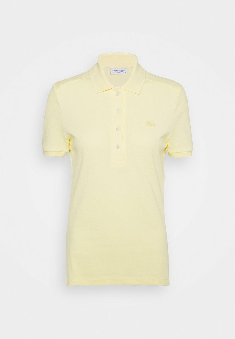 Lacoste - Poloshirt - jaune