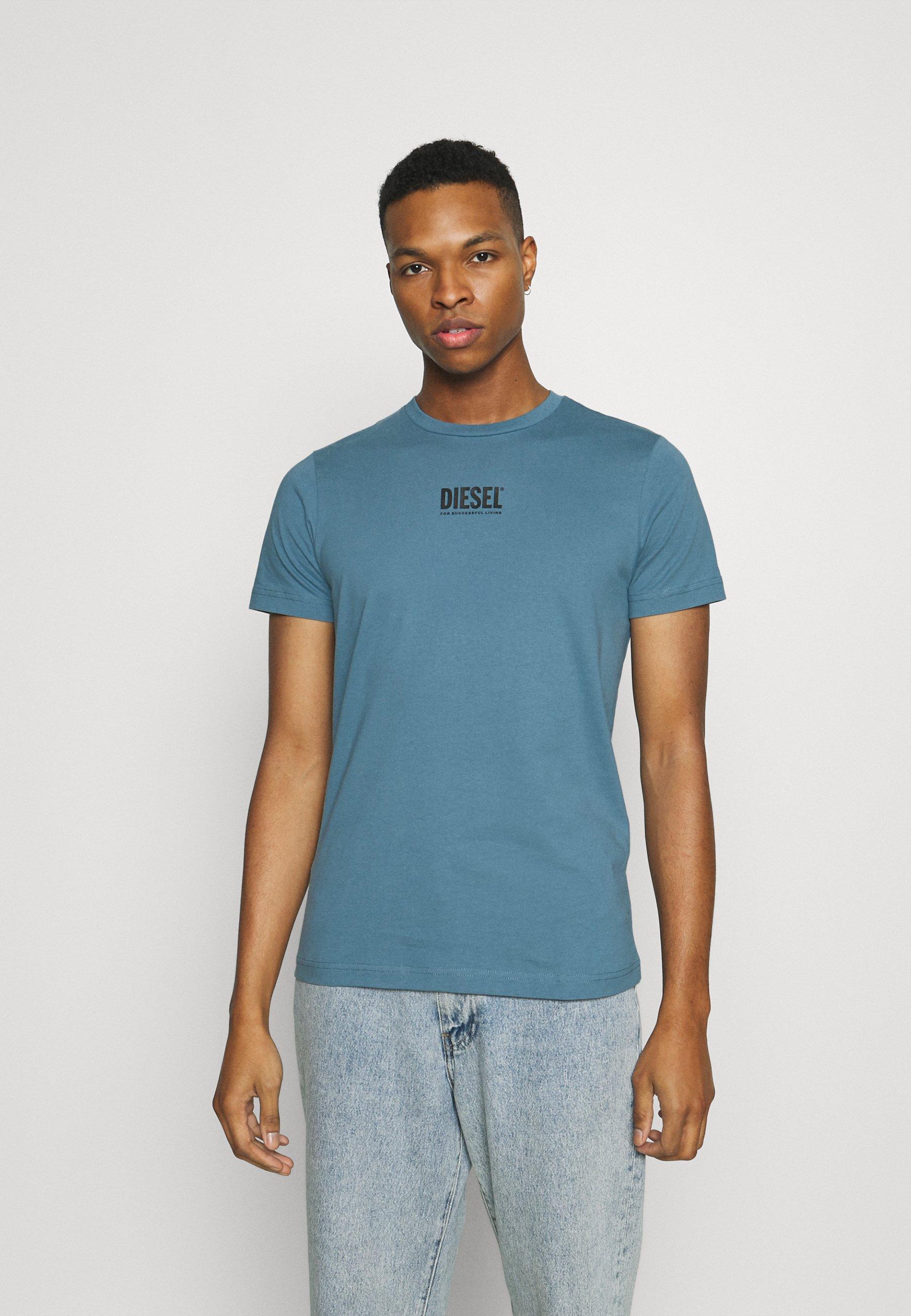 Men DIEGOS ECOSMALLOGO UNISEX - Print T-shirt