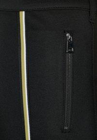 Street One - MIT GALON - Trousers - schwarz - 4