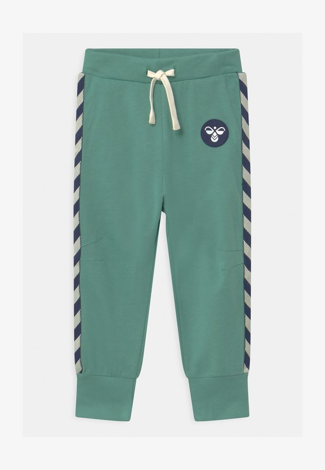 PATOS UNISEX - Trainingsbroek - oil blue