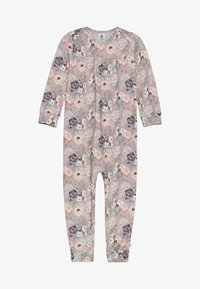 Müsli by GREEN COTTON - SPICY BLOOM BODYSUIT BABY - Overall / Jumpsuit /Buksedragter - rose - 2