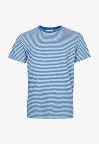 BY GARMENT MAKERS - T-shirt print - light blue - 1