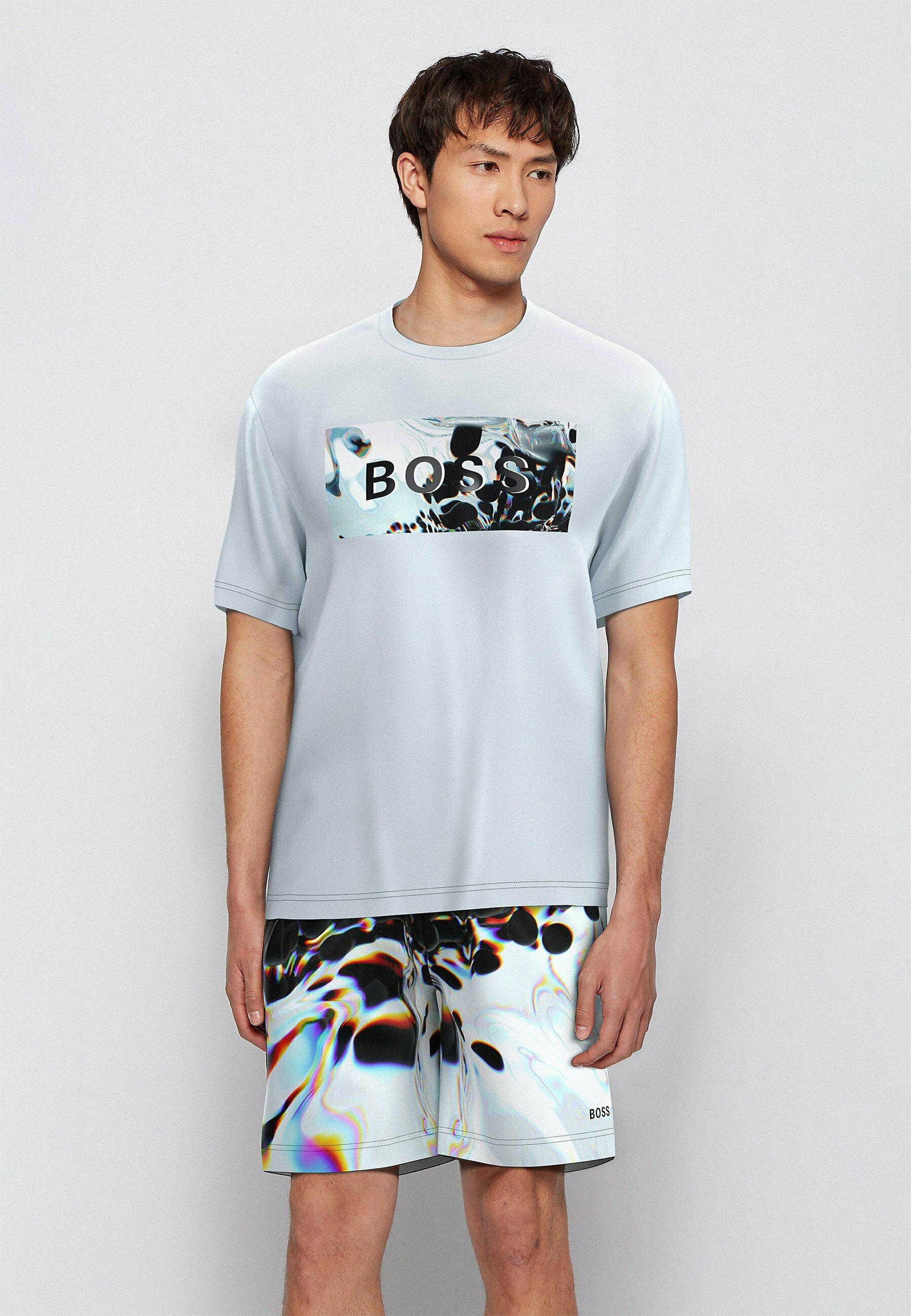 Herren TDIGITAL - T-Shirt print