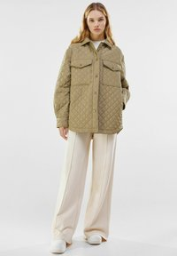 Bershka - Winter jacket - khaki - 1